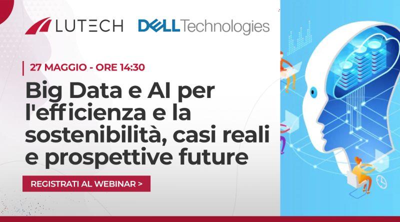 Webinar Big data e AI 27 maggio, case history e trend